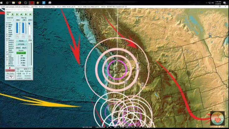 1/3/18 11am earthquake/weather update dutchsinse