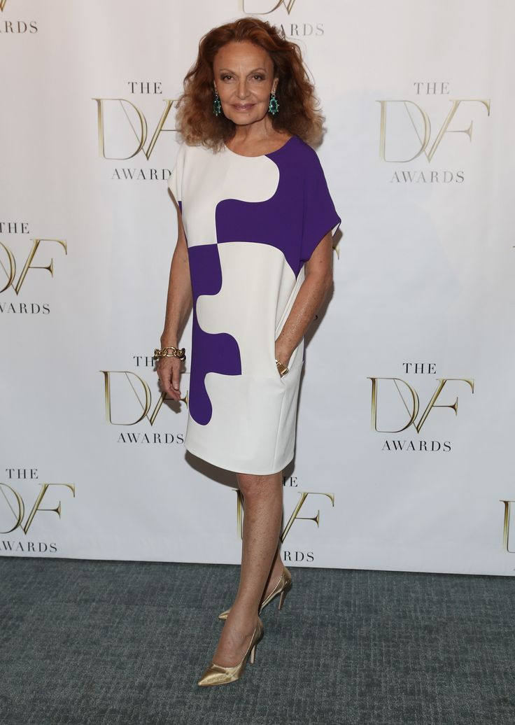We would be remiss not to mention @dvf