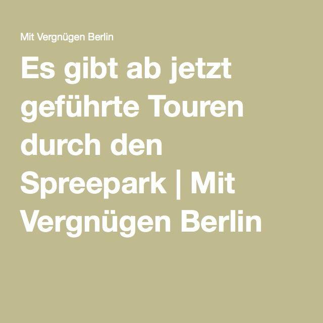 Es gibt ab jetzt geführte Touren durch den Spreepark | Mit Vergnügen Berlin