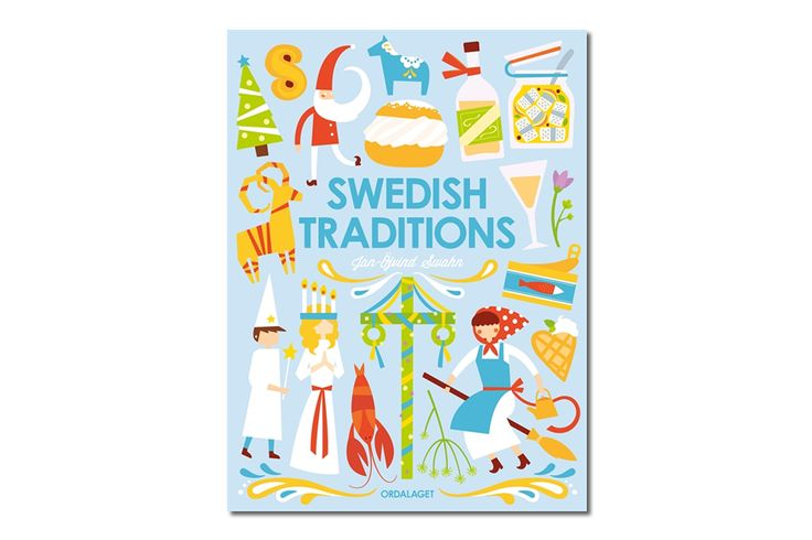 Swedish Traditions Book - Richly illustrated with pictures and photographs of Sweden's beautiful nature, Jan-Öjvind Swahn has written this very informative and entertaining presentation of Swedish customs.