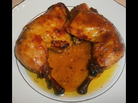 Violeta del Pozo / Cocina Casera: Pollo asado a la naranja