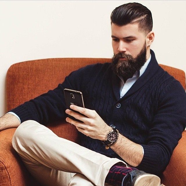 Remarkable 1000 Images About Beards To Perfection On Pinterest Bald Fade Short Hairstyles For Black Women Fulllsitofus