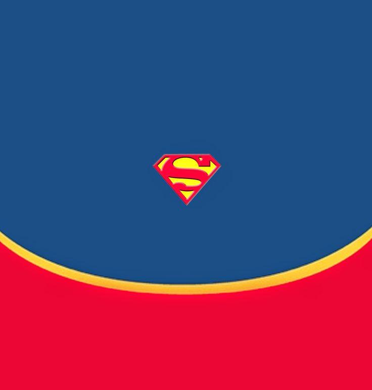 Superman: Free Printable Chocolate Wrapper.