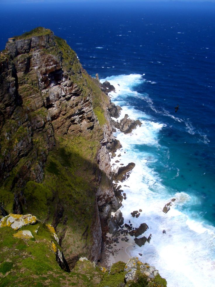 The point of Cape Point. #CapePoint #EpicEnabled