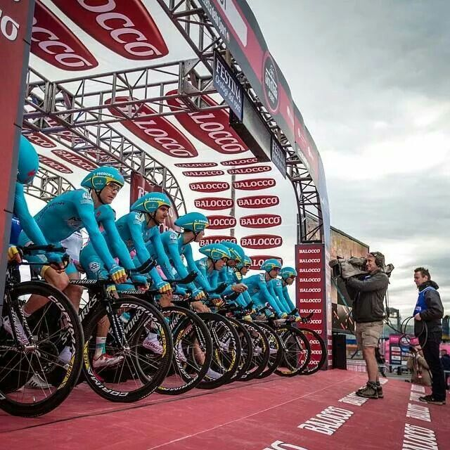 Giro 2014: Astana