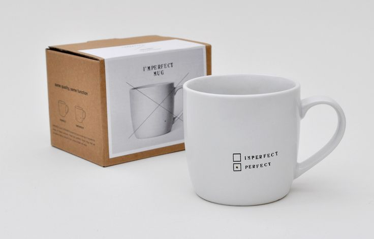 Imperfect Mug - Social Innovation - 3X