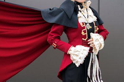 buttcape - King of Hearts #ouji