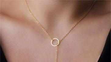 Amazon: Stylish Pendant Necklace ONLY $1.79 Shipped! on http://www.canadafreebies.ca/