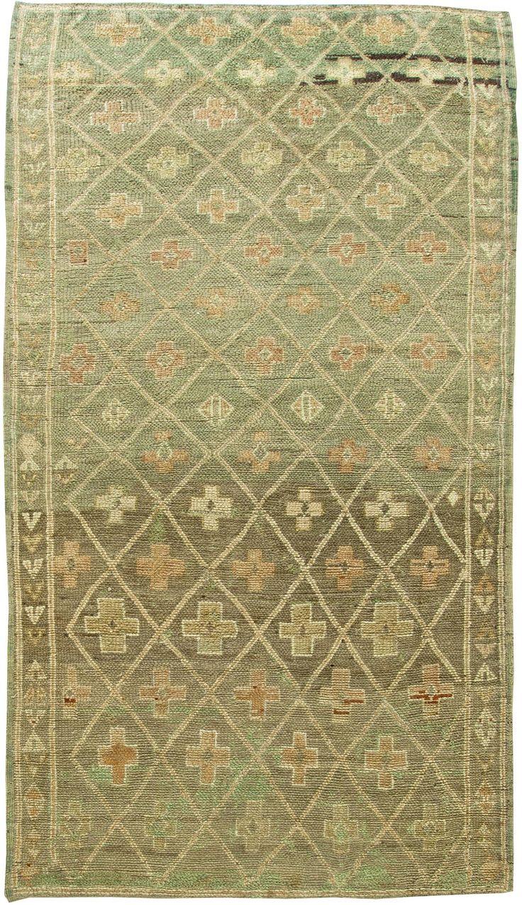 Moroccan Rugs: Moroccan Rug for vintage living room, bohemian interior decor, boho interior, bohemian living room
