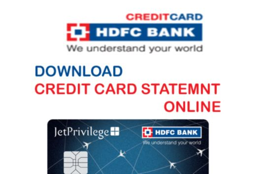 Download And Check Hdfc Credit Card Statement Online 2020 Bank Credit Cards Credit Card Statement Credit Card
