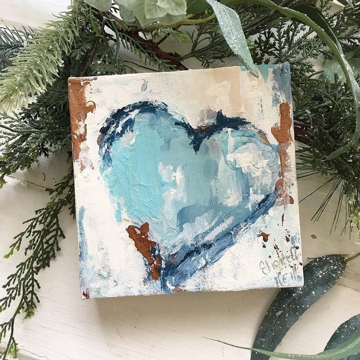 """#smallshopmarketjanuary ✨ . ✨This painting is a 6"""" by 6"""" by , hand painted. A original piece to add to your home decor or give as a gift. These minis look great on a shelf, gallery wall, in a wreath, and more. .*$52 Shipping included. (US shipping only) Please comment SOLD if you know you are for sure purchasing. * you will have 24 hours to pay your invoice. .PLEASE DM me your email for PayPal. Also please add description of which painting you are purchasing! Thank you! Backups Welcome! *..."""