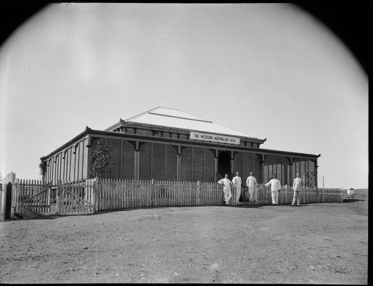 013957PD: Western Australian Bank, Marble Bar, 1911 http://encore.slwa.wa.gov.au/iii/encore/record/C__Rb2948315?lang=eng