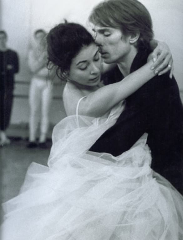 """Rudolf Nureyev and Margot Fonteyn. """"I would have followed her to the ends of the earth"""""""