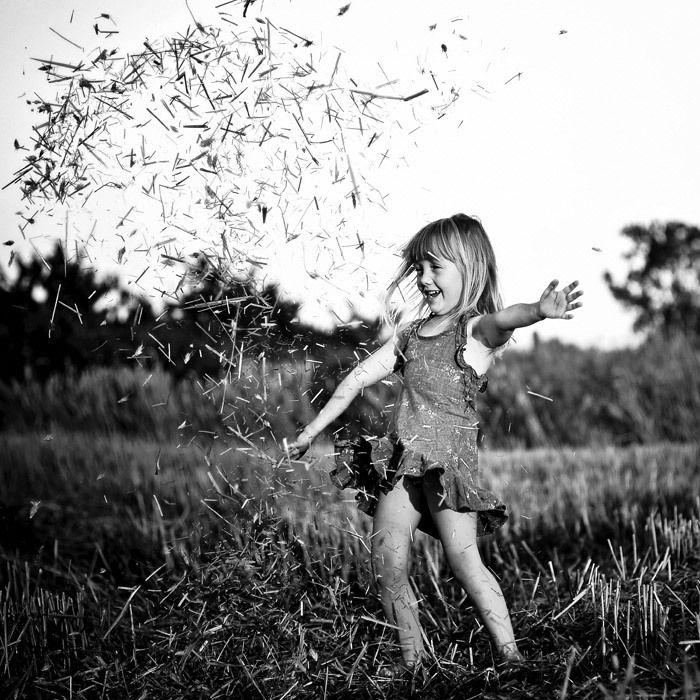 Детские воспоминания в картинках