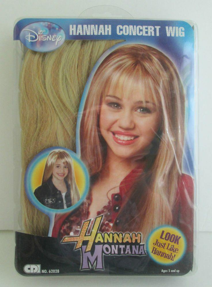 Realistic Hannah Montana Wig 41