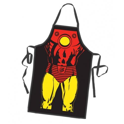 Iron Man Apron. #ironman #geek