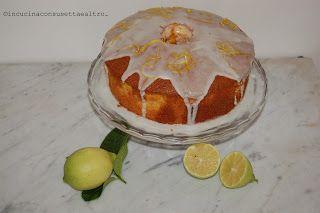 In Cucina con Susetta e altro...: CHIFFON CAKE AL LIMONE  Ecco una variante della ri...