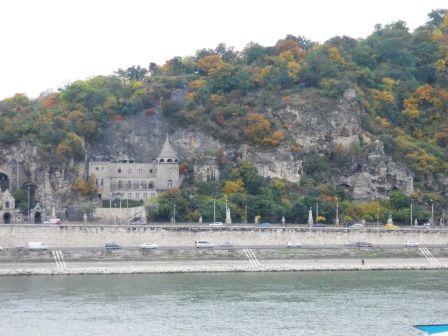 La colline de Buda