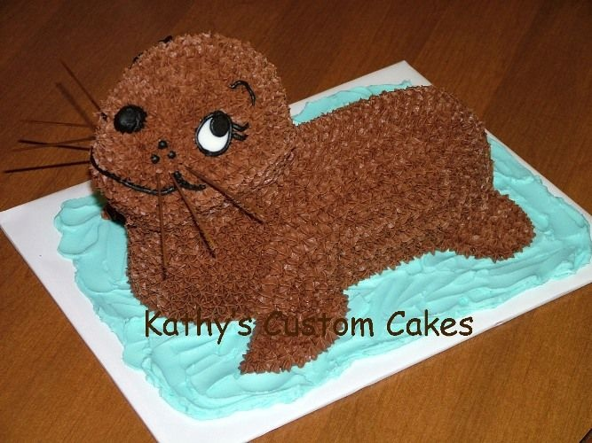 lion cakes lion party sea lions fancy cakes 8th birthday seals cake ...