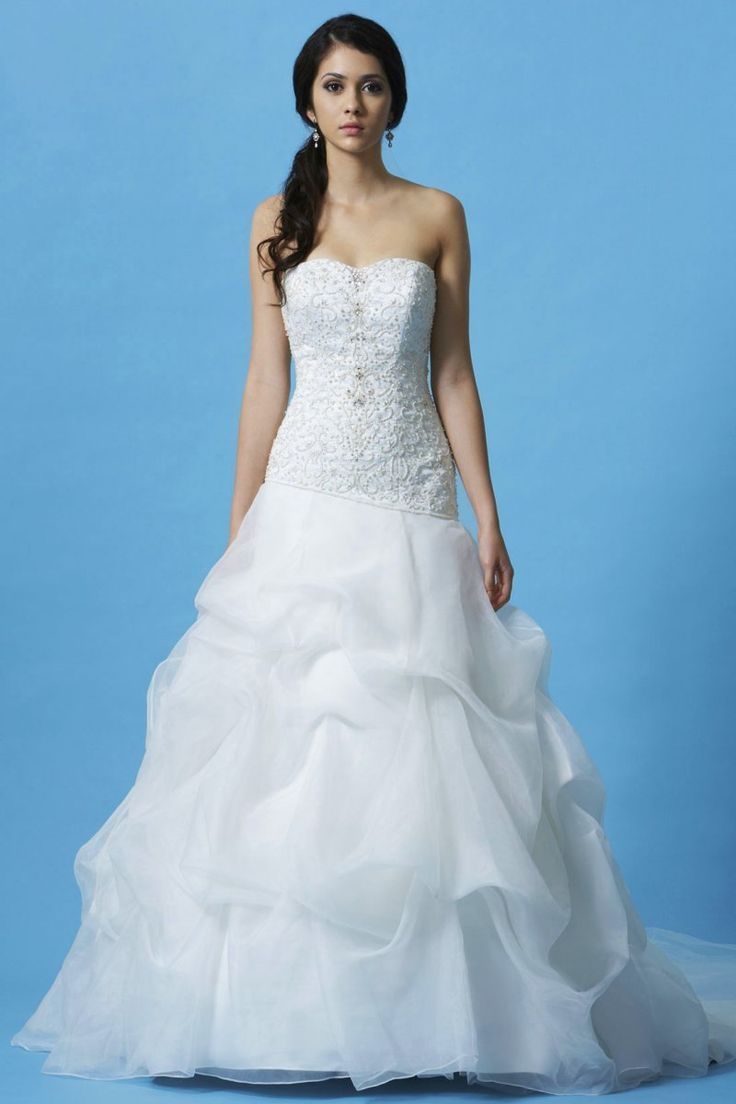 251 best wedding dress ideas for someday images on Pinterest ...