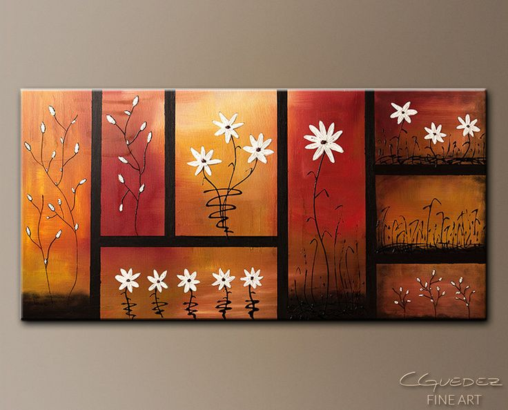 sunset abstract paintings - Google Search