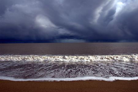 Wild clouds ready to burst Photo by Egita Feldberga -- National Geographic Your Shot
