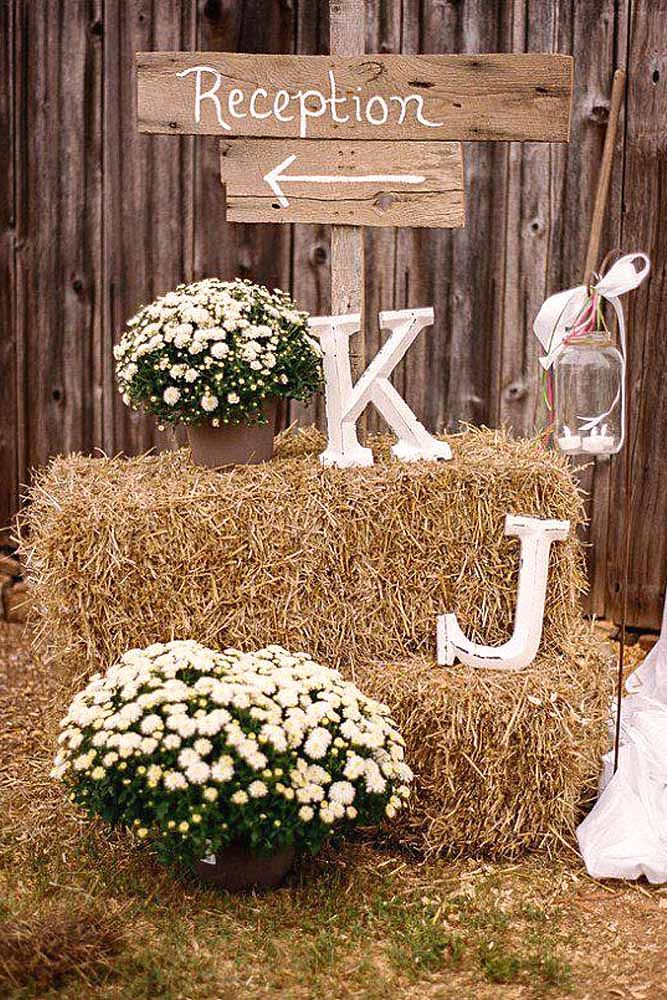 decor ideas for fall wedding 2
