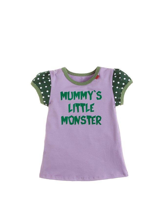 Dziewczęcy t-shirt z zabawnym napisem 95 PLN  #limango #sales #wyprzedaż #t-shirt #koszulka #dziecięca