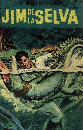POR MAURICIO GARCÍA En esta ocasión quiero hacer un bosquejo de las revistas de historietas chilenas dedicadas a las aventuras en la selva o con contenido relacionado al tema y la mención de...