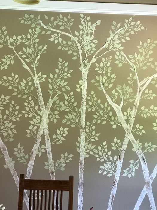 Best 25 Tree Stencil Ideas On Pinterest Tree Outline