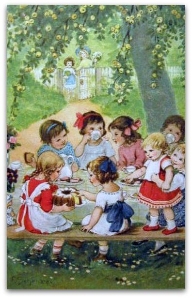 ✿Children✿ tea party