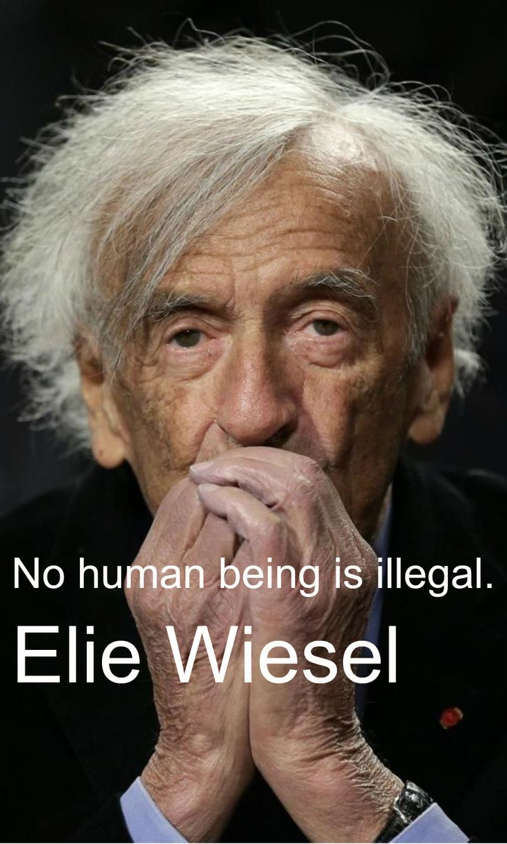 20 Inspirational Quotes from Elie Wiesel – Holocaust Survivor