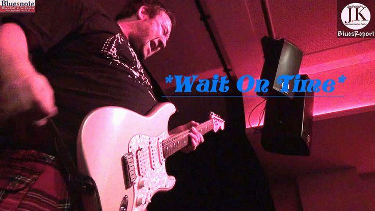 King King - Wait On Time /Bluesnote Hypothalamus Rheine Germany 2015