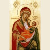 Икона Богородицы «Утоли моя печали»