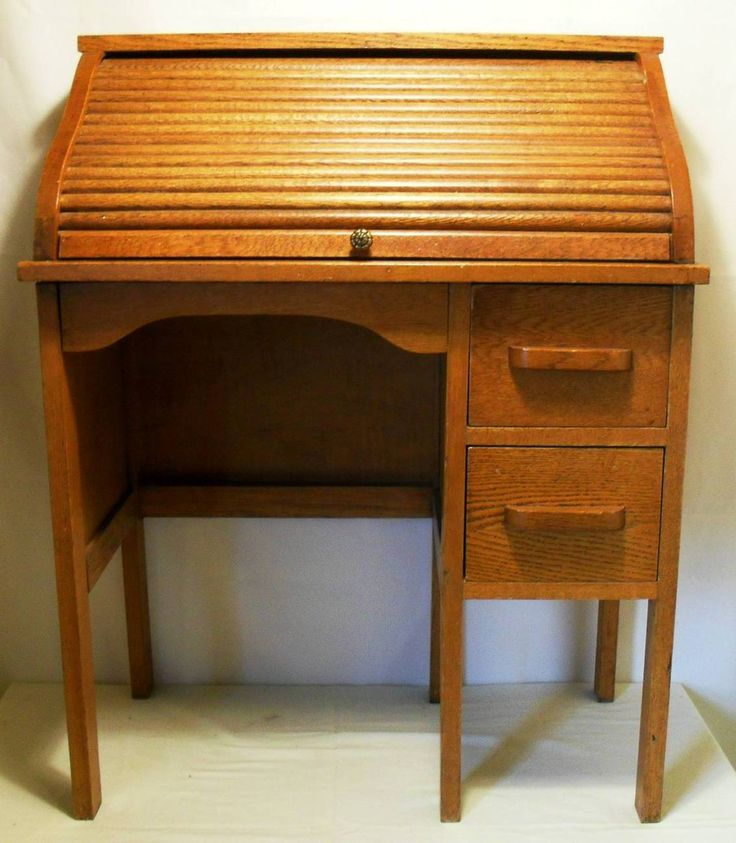 20 Best Images About Antique Roll Top Desks On Pinterest