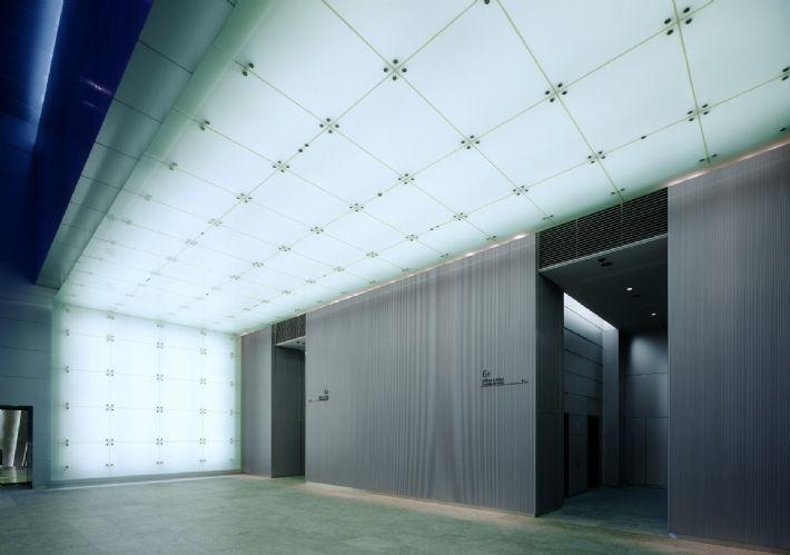 Kohn Pedersen Fox Associates: Projects: Merrill Lynch Japan Head Office