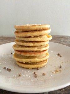 Glutenvrij naan brood / hartige pannenkoek | www.natuurlijkresi.nl | Bloglovin