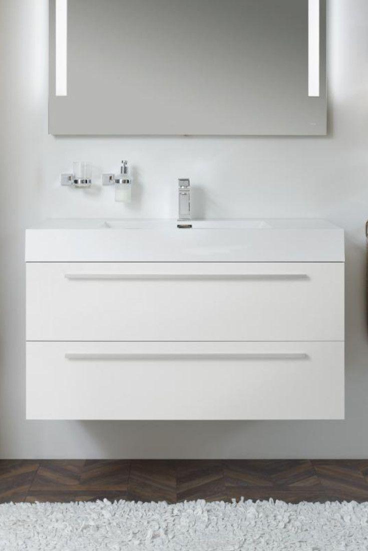 Treos Serie 900 Mit Dem Waschtischunterschrank Samt Waschtisch Ist Ihr Moderner Waschplatz Komplett Freuen Sie Sich Waschtischunterschrank Waschtisch Schrank