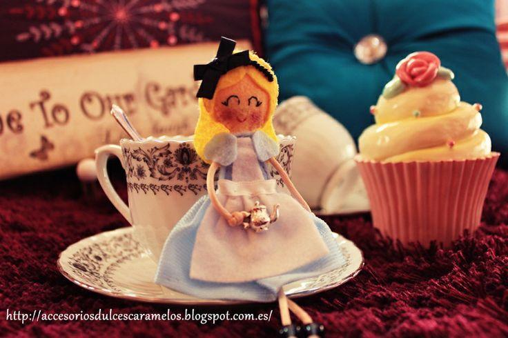 ¿Es hora del Té? http://accesoriosdulcescaramelos.blogspot.com.es/2014/01/es-la-hora-del-te.html