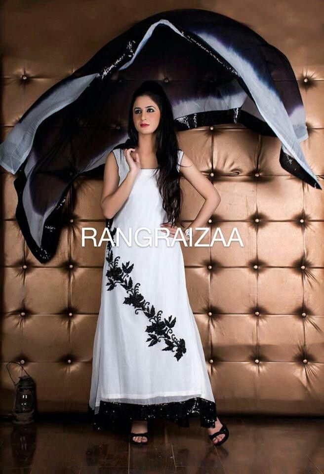 Classy outfit by Rangraizaa
