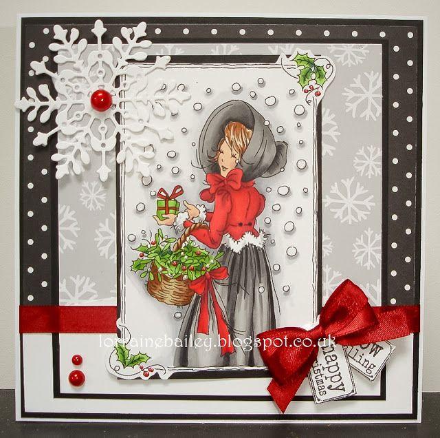 LOTV - Christmas Girls Regency by Lorraine Bailey