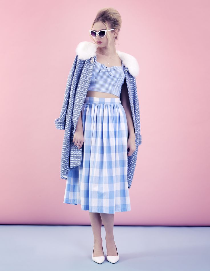 8 of Britain's best vintage inspired fashion brands
