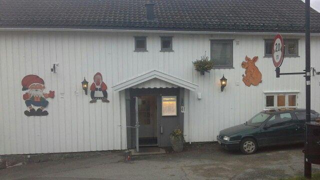 Drøbak w Akershus pork restaurant