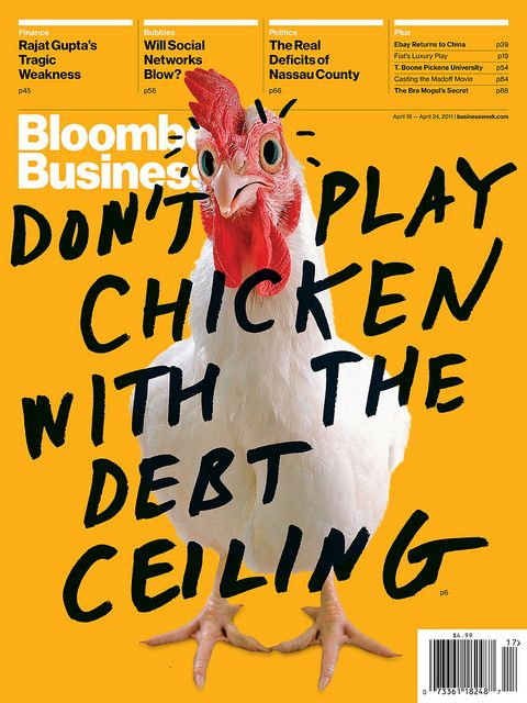 Bloomberg BusinessWeek [] Chicken Cover [] by bizweekdesign
