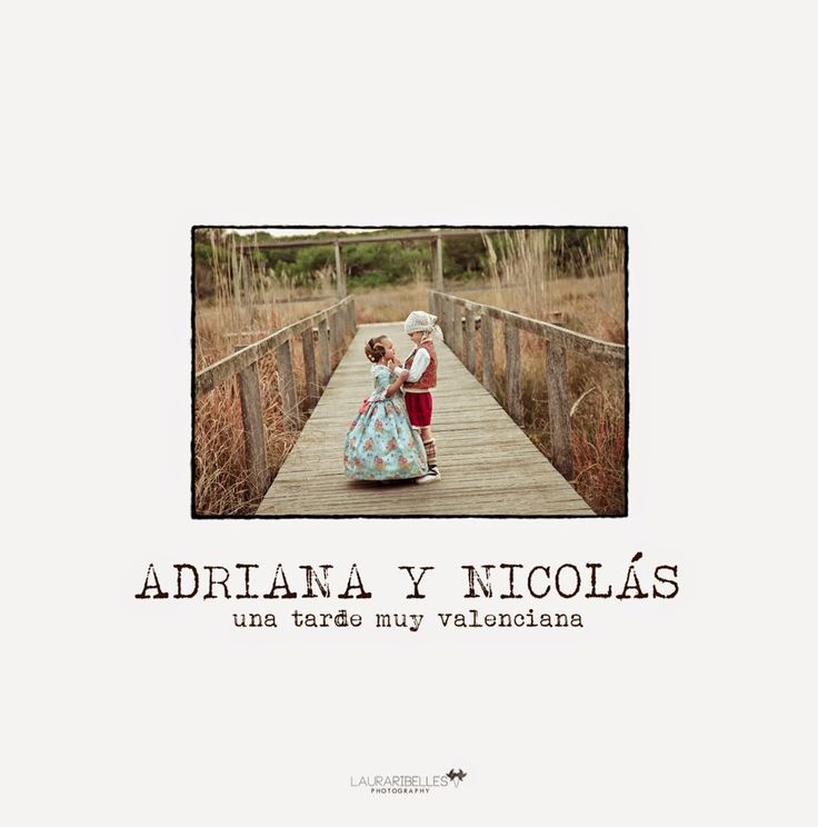 Laura Ribelles Fotografía: Reportaje Falleros al aire libre Adriana y Nicolás...