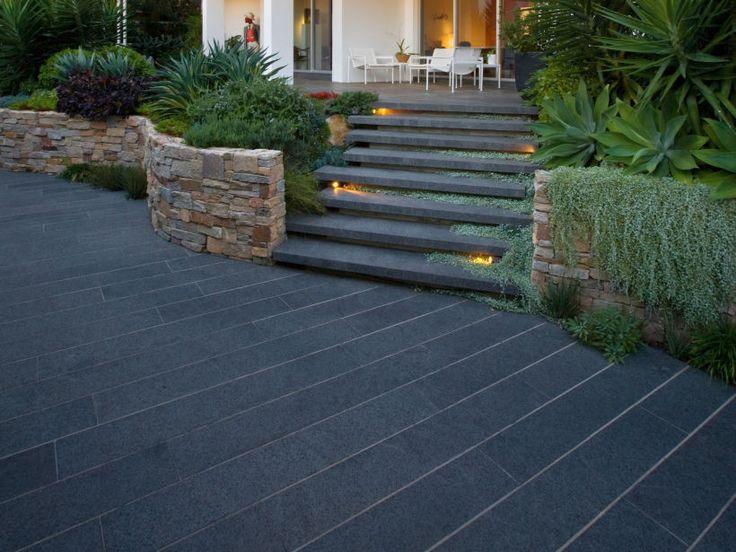 Eco Outdoor - Granite - Raven - Exfoliated
