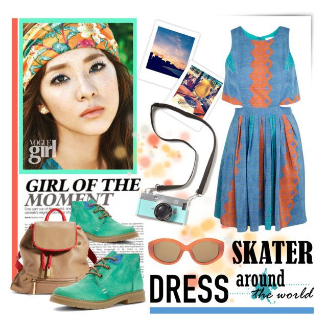 """Around the world"" by edita1 on Polyvore"