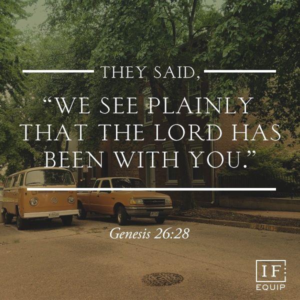 Genesis 26 12 34 If Equip Scriptures Pinterest