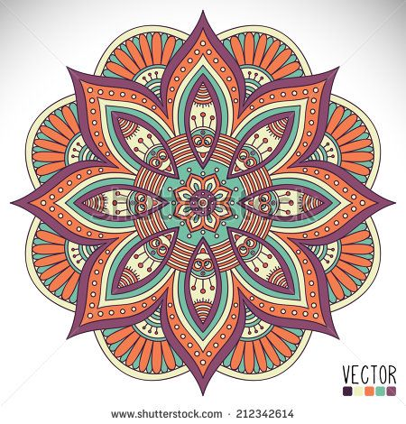 464 Best Images About Mandala On Pinterest