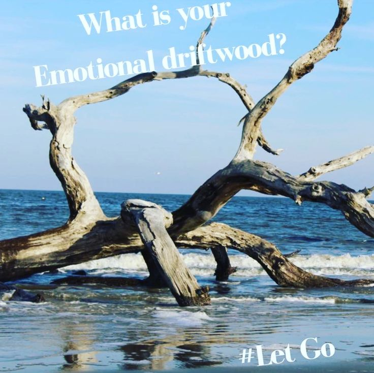 It's floating around all the time, it consumes your thoughts and drags you down, what do you need to let go of? #emotion #letgo